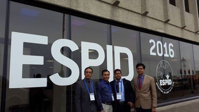 2016 |ESPID Meeting